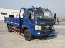 福田牌BJ3143DJPDD-FA型自卸汽车