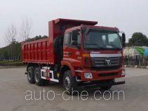 欧曼牌BJ3252DLPJB-AA型自卸汽车