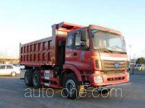 欧曼牌BJ3252DLPJE-XA型自卸汽车