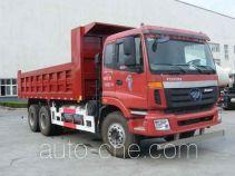 欧曼牌BJ3253DLPCE型自卸汽车