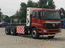 Foton Auman BJ3253DLPCE-AA dump truck chassis