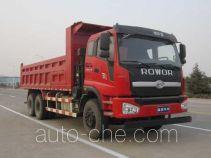 福田牌BJ3253DLPJH-7型自卸汽车