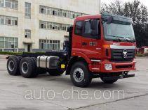 Foton Auman BJ3253DLPJB-AB dump truck chassis