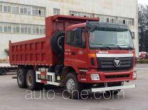 欧曼牌BJ3253DLPKL-AB型自卸车