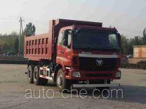 欧曼牌BJ3253DLPKB-AF型自卸汽车