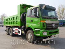 欧曼牌BJ3253DLPKB-XM型自卸汽车