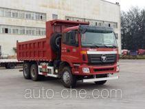 欧曼牌BJ3253DLPKE-AA型自卸汽车
