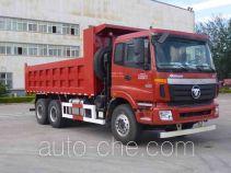 欧曼牌BJ3253DLPKB-AG型自卸汽车