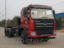 Dump truck chassis
