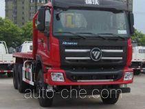Foton flatbed dump truck