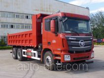 欧曼牌BJ3259DLPJE-XC型自卸汽车