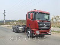 Foton Auman BJ3259DLPKB-AD dump truck chassis