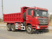 欧曼牌BJ3259DLPKB-XB型自卸汽车