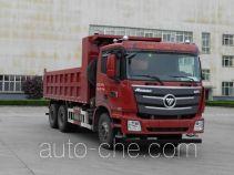 Foton Auman BJ3259DLPKB-XF dump truck