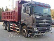 欧曼牌BJ3259DLPKE-XE型自卸汽车