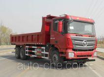 欧曼牌BJ3259DLPKL-XA型自卸汽车