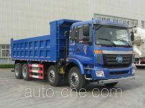 欧曼牌BJ3312DMPJC-XB型自卸汽车