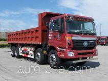欧曼牌BJ3313DMPCF-XA型自卸汽车