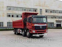 欧曼牌BJ3313DMPKC-AB型自卸汽车