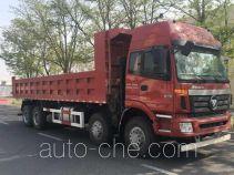欧曼牌BJ3313DMPKF-AD型自卸汽车
