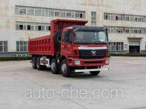 欧曼牌BJ3313DNPKC-AB型自卸汽车