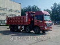 欧曼牌BJ3313DNPKC-AP型自卸汽车