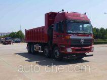 欧曼牌BJ3313DNPKC-AR型自卸汽车