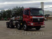 Foton Auman BJ3313DNPKC-CA dump truck chassis