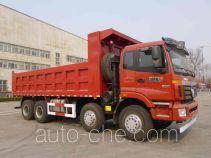 欧曼牌BJ3313DNPKC-XC型自卸汽车