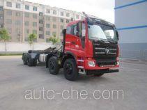 Foton BJ3315DNPKF-1 dump truck chassis