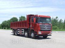 欧曼牌BJ3319DMPKC-XA型自卸汽车