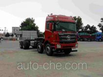 Foton Auman BJ3319DMPKJ-AC dump truck chassis