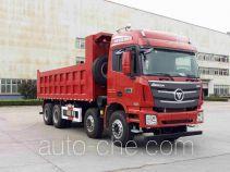 欧曼牌BJ3319DNPKC-AB型自卸汽车