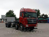 Foton Auman BJ3319DMPKC-AD dump truck chassis