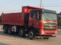 欧曼牌BJ3319DNPKC-AD型自卸汽车