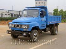北京牌BJ4010CD5型自卸低速货车