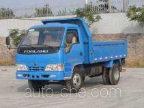 北京牌BJ4010D4A型自卸低速货车