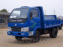 BAIC BAW BJ4010D8 low-speed dump truck