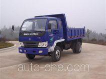 北京牌BJ4010PD20型自卸低速货车