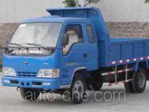 北京牌BJ4020PD1A型自卸低速货车