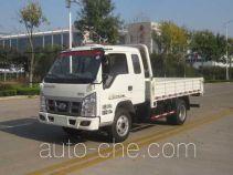北京牌BJ4020PD7型自卸低速货车