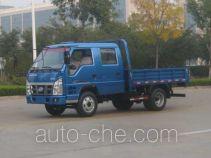 北京牌BJ4020WD1型自卸低速货车