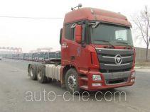 Foton Auman BJ4259SNFJB-XA tractor unit