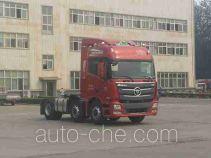 Foton Auman BJ4259SNFKB-XN dangerous goods transport tractor unit