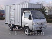 时代牌BJ5010V0BA3-2型厢式运输车