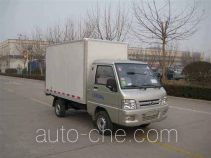 Foton BJ5020XBW-X1 insulated box van truck
