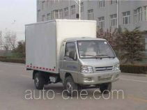 福田牌BJ5020XXY-AE型厢式运输车