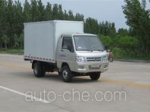 福田牌BJ5030XXY-D5型厢式运输车