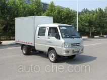 Foton BJ5030XXY-D6 box van truck