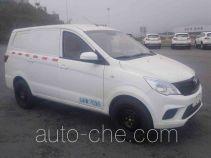 北京牌BJ5020XXYBLN5XBEV型纯电动厢式运输车